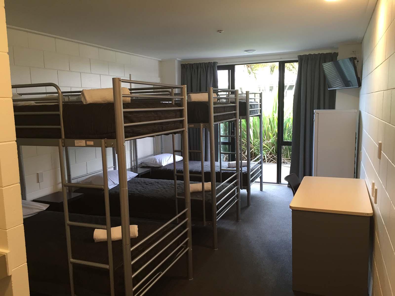 6 Bed Dorm Ensuite